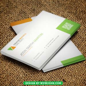 Free Photographers Business Card Psd Template
