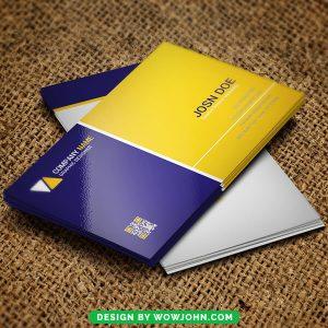 Free Realtors Business Card Psd Template