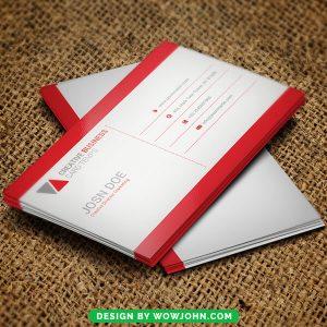 Free Senior Care Business Card Psd Template