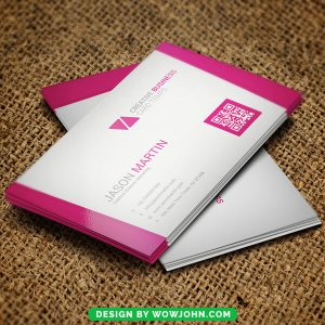 Free Massage Therapy Business Card Psd Template