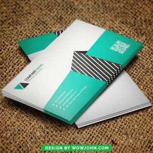 Window Washing Cleaning Business Card Psd Template
