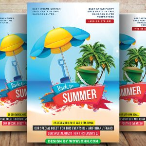 Free Travel Tour Agency Flyer Psd Template