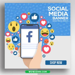 Free Fashion Sale Social Media Banners Psd Template