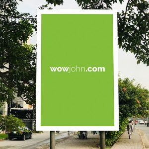 Free Outdoor Advertisement Billboard Mockup Psd