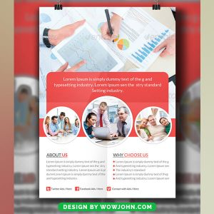 Free Tax Flyers 2022 Psd Template