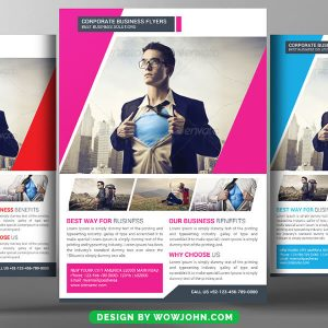 Free Campaign Flyer Psd Template