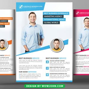 Free Commercial Flyer Psd Template