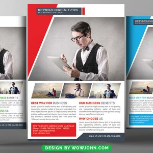 Free Healthcare Flyer Psd Template