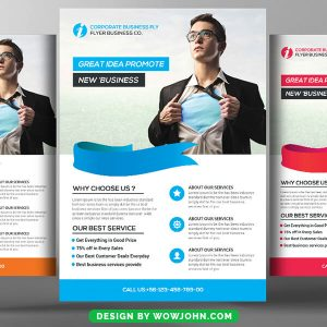 Free Hotel Flyer Psd Template