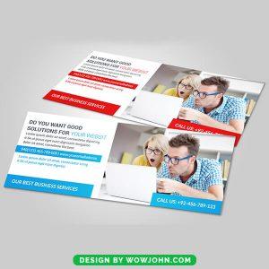 Web Design Facebook Timeline Cover Psd Template