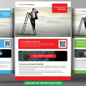 Free Family Care Psd Flyer Template