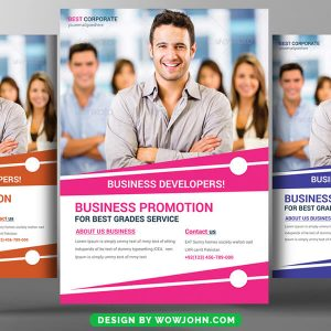 Free Professional Catering Services Flyer Psd Template