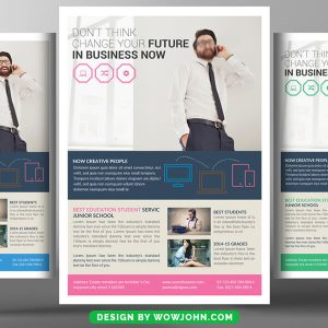 Free Home Repair Services Flyer Psd Template