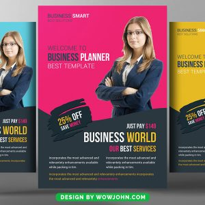 Free Real Estate Investor Flyer Psd Template