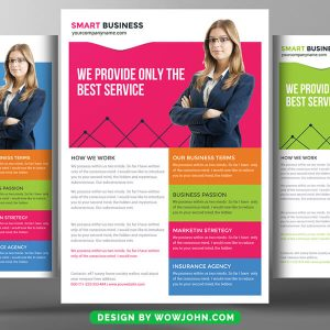 Free Real Estate Community Flyer Psd Template