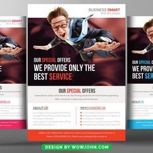 Free Realtor Flyer Psd Template