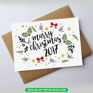 Free Year in Review Template Christmas Cards 5x7