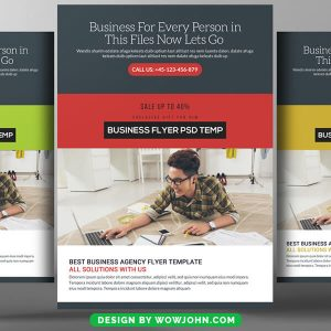 Retirement Investment Services Flyer Free Psd Template