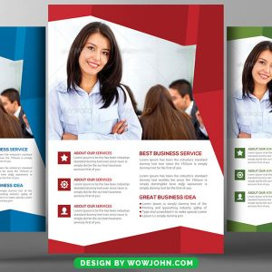 Orthodontist Flyer Free Psd Template