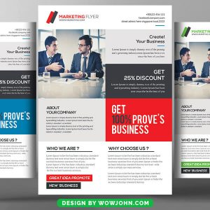 Hotel Flyer Poster Ad Free Psd Template