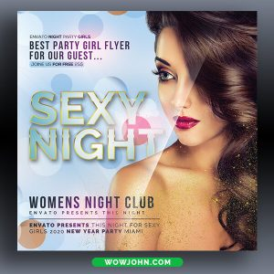 Friday Takeover Psd Flyer Template Download